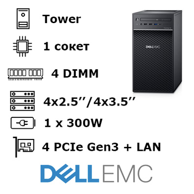 Dell PowerEdge T140