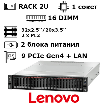 Lenovo ThinkSystem SR655
