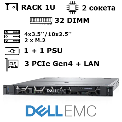 DELL PowerEdge R6525