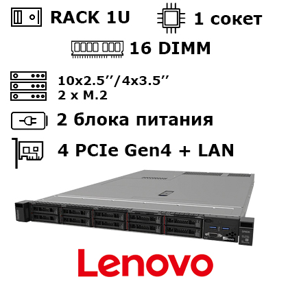 Lenovo ThinkSystem SR635